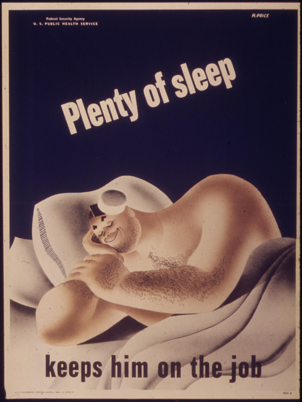 4. Sleep
