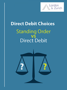 Standing Order Vs Direct Debit