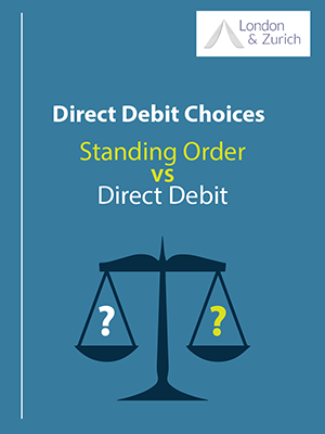 Standing Orders vs Direct Debits Guide